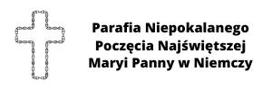 Logo for Parafia pw. NMP w Niemczy