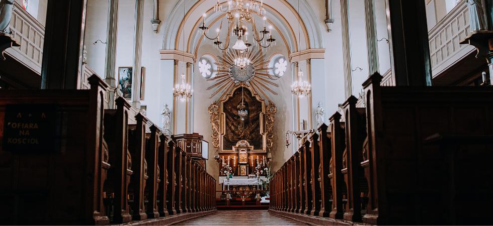 Kościół w Niemczy